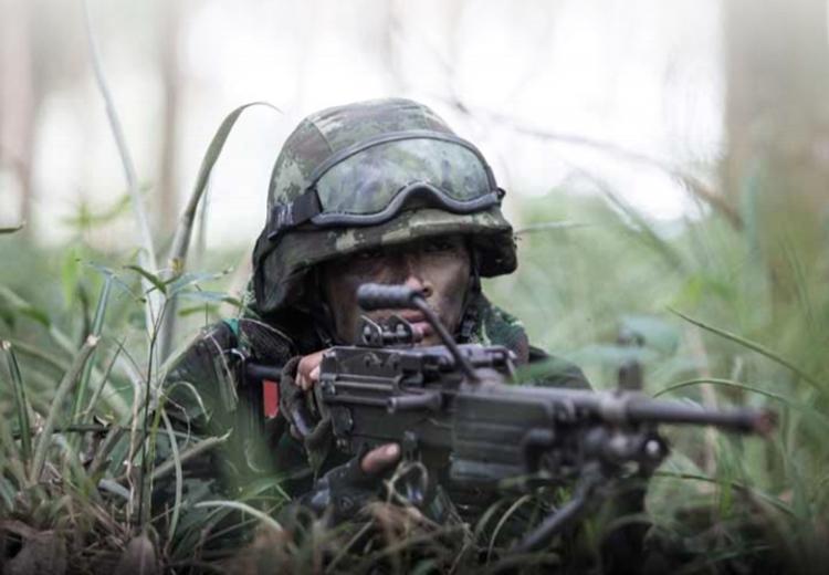 """กองทัพแห่งคลื่นลูกที่ ๓ กับการเป็น """"กองทัพ ประจำการอาสาสมัคร"""""""