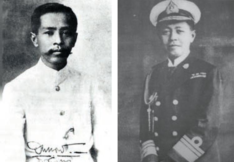 วันกองทัพเรือและองค์บิดาของทหารเรือไทย (ตอนที่ 1)