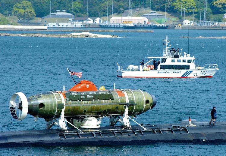 เปิดประตูสู่เทคโนโลยีป้องกันประเทศยานกู้ภัยน้ำลึก (Deep Submergence Rescue Vehicle, DSRV)