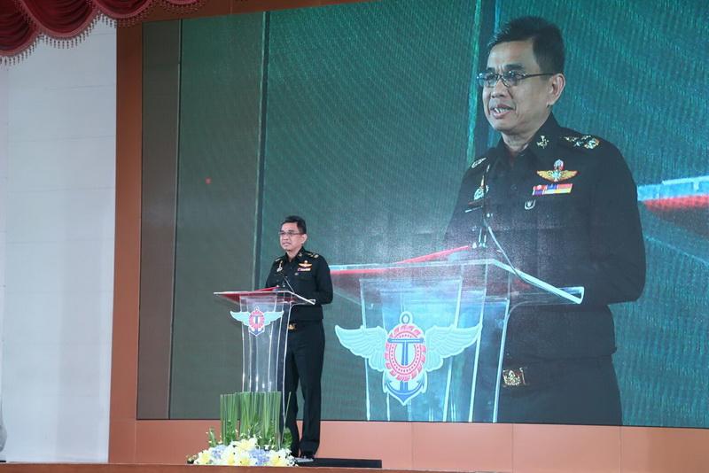 """สำนักงานปลัดกระทรวงกลาโหม เปิดโครงการ """"จิตสำนึกรักเมืองไทย"""" ปีที่ ๙"""