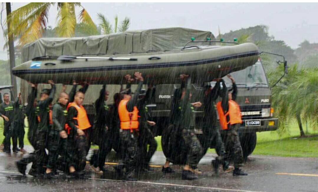 รองนายกรัฐมนตรีและรัฐมนตรีว่าการกระทรวงกลาโหม สั่งการให้ทุกเหล่าทัพ เกาะติดสถานการณ์นำ้