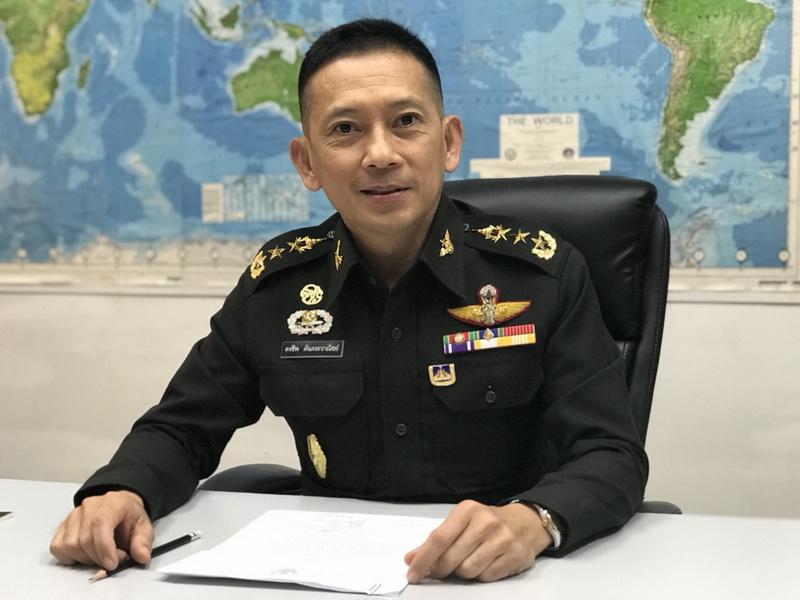 """""""โฆษกกลาโหม"""" ยัน เพจ """"มั่นใจ คนไทยทั้งแผ่นดิน เชียร์ลุงป้อม"""" ไม่ใช่ของ """"พลเอกประวิตร"""" ชี้ ไม่มีนโยบายขอหยุดปลุกระดม สร้างความเกลียดชัง ขัดแย้งในสังคม"""