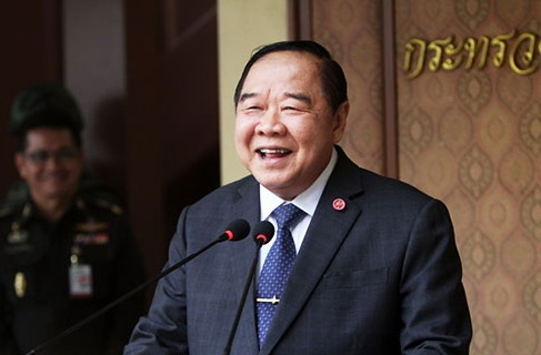 รัฐบาลเดินหน้าเปิดพื้นที่ปลอดภัย สร้างความเท่าเทียมให้ประชาชน ยันปี 61 คงเข้มปราบอิทธิพลทั่วไทย เล็งจับตากลุ่มต่างชาติ เคลื่อนไหวกระทบความมั่นคง วอนประชาชนร่วมให้ข้อมูล