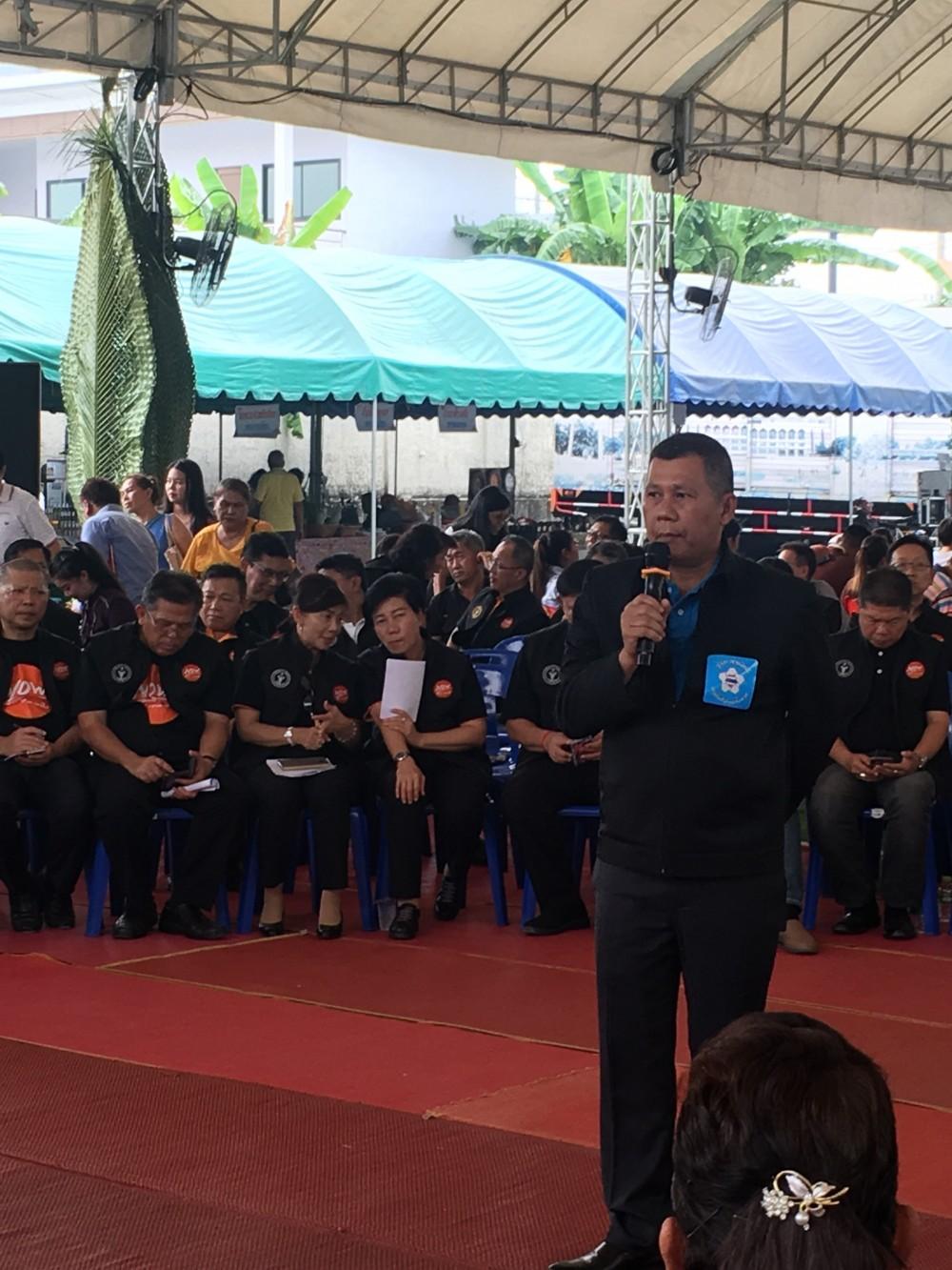 4 เคารพ : 2 รับผิดชอบ แนวทางสร้างพลเมืองที่ดีในวิถีประชาธิปไตย กับโครงการไทยนิยมยั่งยืนครั้งที่ 19