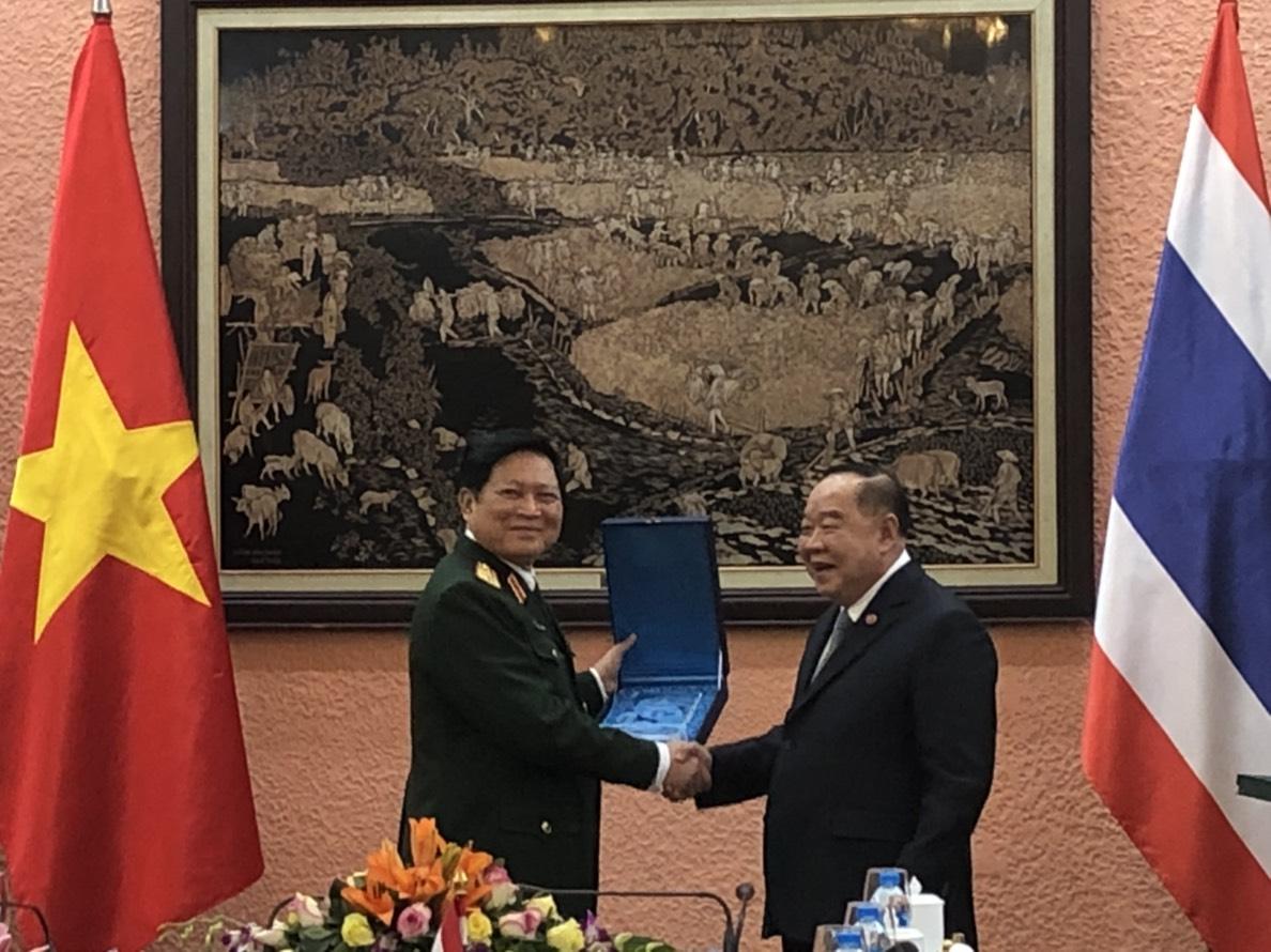 ไทย – เวียดนาม กระชับสัมพันธ์ มุ่งพัฒนาความร่วมมือด้านเศรษฐกิจและความมั่นคง ที่เน้นเกื้อกูลและผลประโยชน์ร่วมกัน
