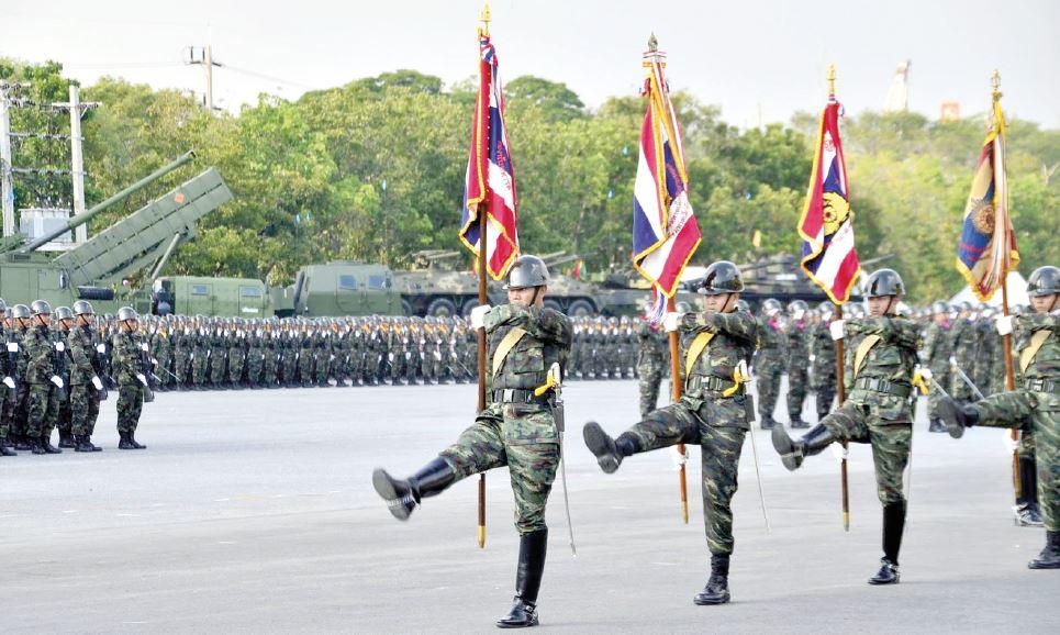 18 มกราคม วันกองทัพไทย