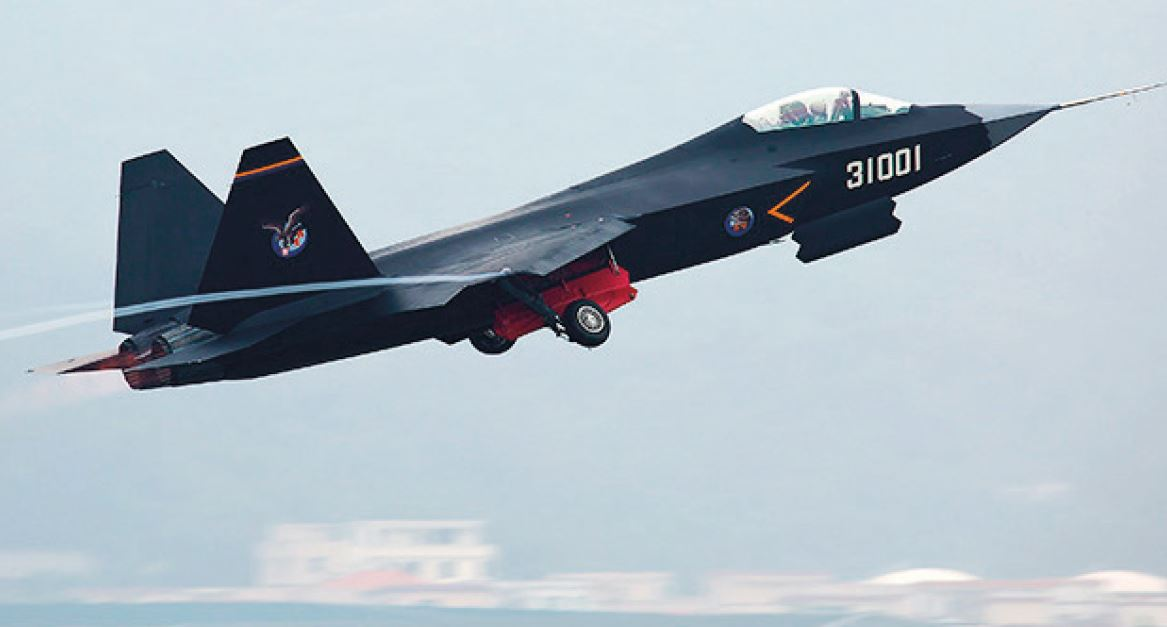 The Chinesse's Air Force Great Leap Forward การพัฒนาที่กระหึ่มโลกของกองทัพอากาศจีน
