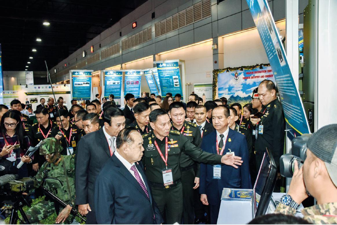 ความร่วมมือ ด้านอุตสาหกรรมป้องกันประเทศอาเซียน