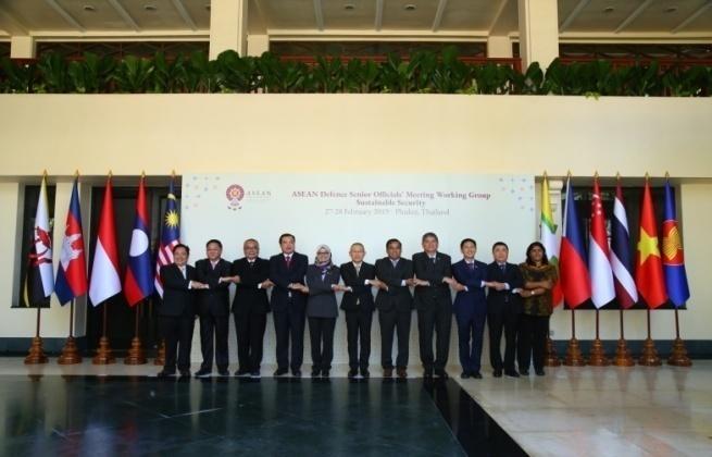 ภาพการประชุมหารือทวิภาคี (Bilateral Meeting) รูปที่ 2