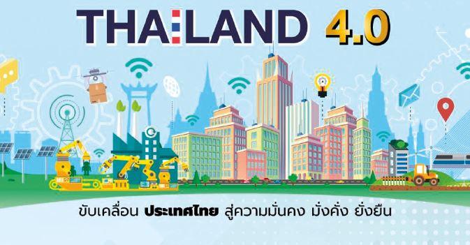 การพัฒนาประเทศไทย ๔.๐ ในบริบทของสำนักงานปลัดกระทรวงกลาโหม