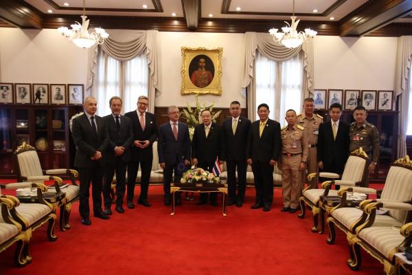 คณะผู้แทนสหภาพยุโรป ขอบคุณบทบาทไทย ขยายความร่วมมืออาเซียน แก้ปัญหาประมงผิดกฎหมาย (IUU)