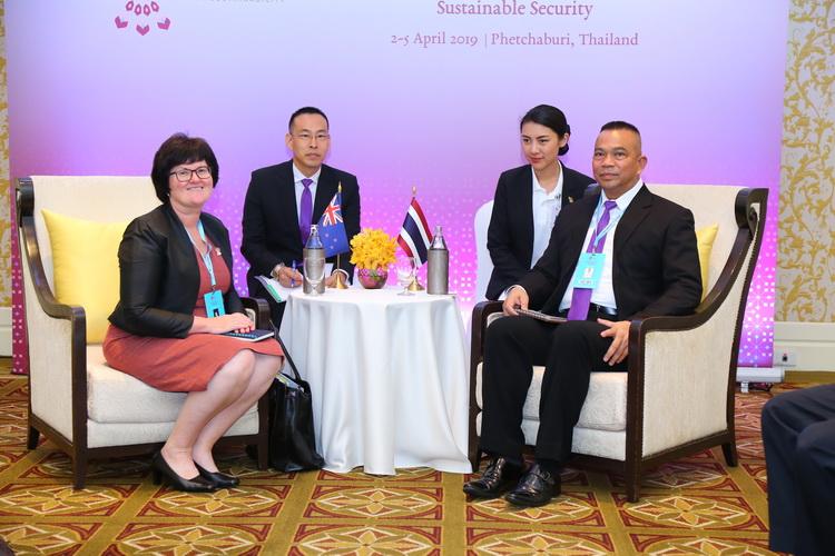 การประชุมเจ้าหน้าที่อาวุโสกลาโหมอาเซียน ADSOM และการประชุมเจ้าหน้าที่กลาโหมอาเซียน กับเจ้าหน้าที่อาวุโสกลาโหมประเทศคู่เจรจา ADSOM – Plus