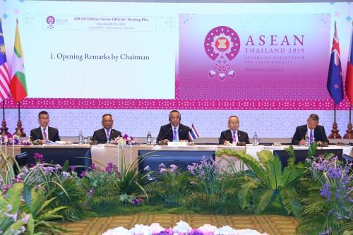 ผลการประชุม ADSOM และ ADSOM – Plus วันที่ 2-5 เม.ย.62 ณ โรงแรมดุสิตธานี หัวหิน