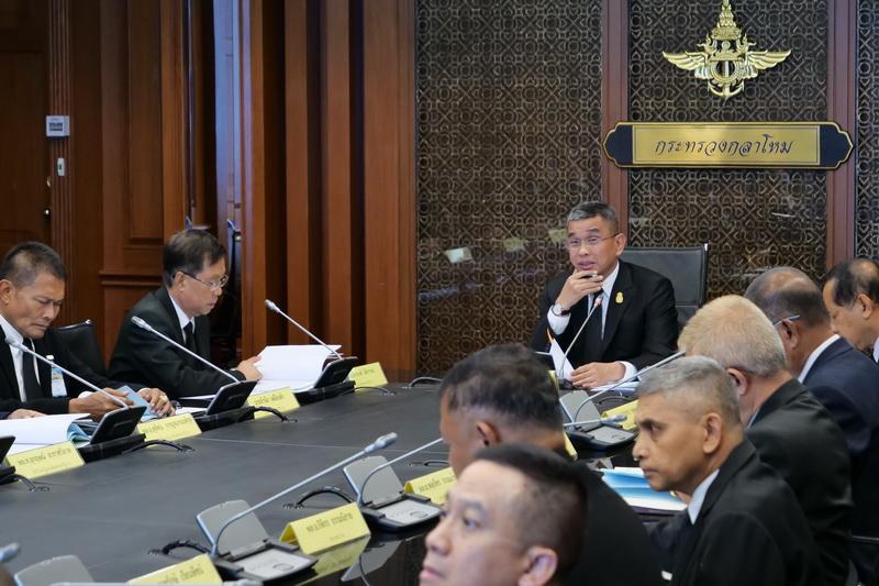 การประชุมติดตามการขับเคลื่อนงานการแก้ไขปัญหา จชต. ของผู้แทนพิเศษของรัฐบาล