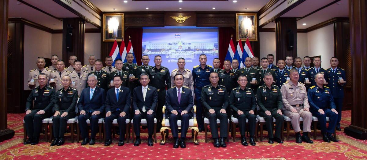 บิ๊กตู่ ย้ำ! ภารกิจทูตทหารสำคัญยิ่ง ต้องรอบรู้ทุกมิติ สร้างความร่วมมือกับมิตรประเทศเพื่อความมั่นคงของชาติ