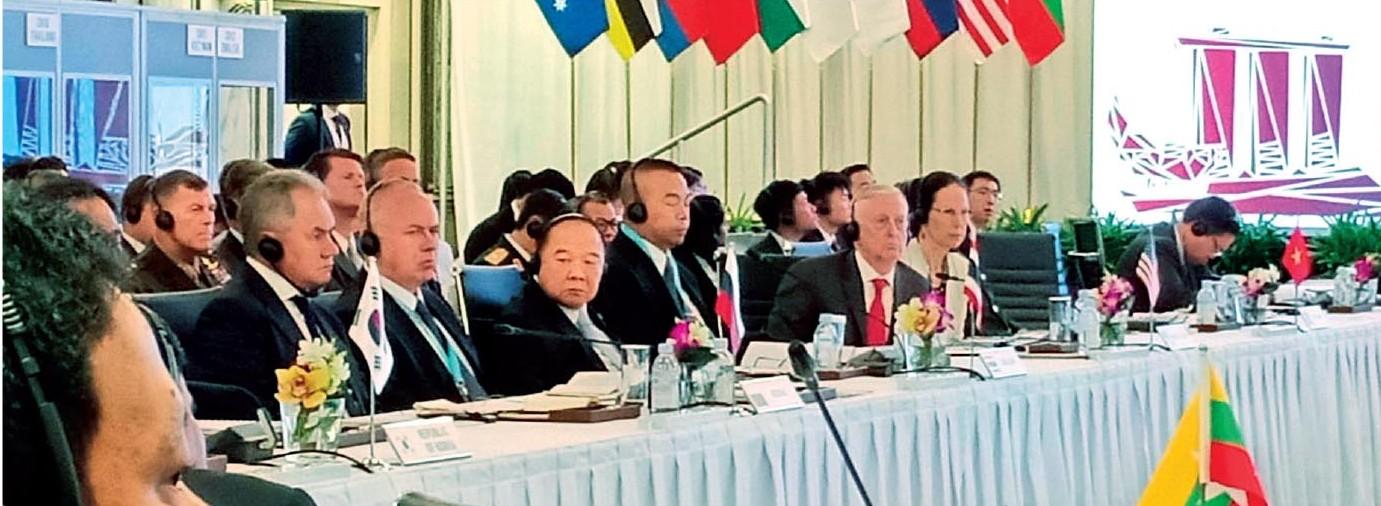 การประชุมรัฐมนตรีกลาโหมอาเซียน (ASEAN Defence Ministers' Meeting: ADMM) ตอนที่ ๘ กลไกการประชุมในกรอบการประชุม ADMM และ ADMM-Plus